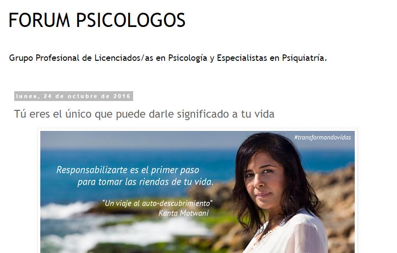 Forum Psicólogos