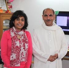 Sudhanshu Ji M & Kanta