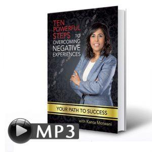 """Libro Completo """"Diez pasos eficaces para superar las experiencias negativas"""" de kanta Motwani"""
