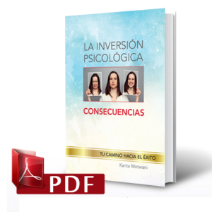 """Libro Completo """"La inversión psicológica"""" de kanta Motwani"""